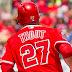 #MLB: Mike Trout fuera el All-Star por lesión; Mookie Betts iniciará en su lugar