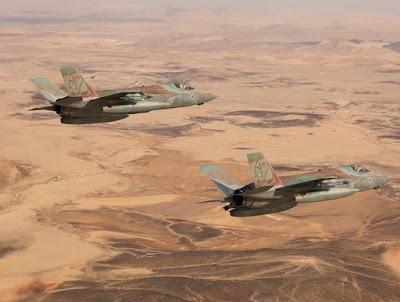 Israel demonstrou a letalidade do F-35 em combate