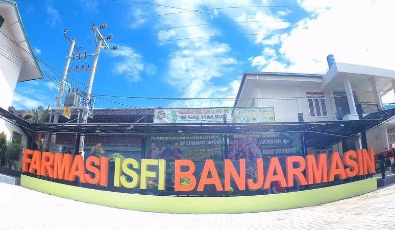 PENERIMAAN MAHASISWA BARU (AKFAR ISFI BJM) AKADEMI FARMASI ISFI BANJARMASIN
