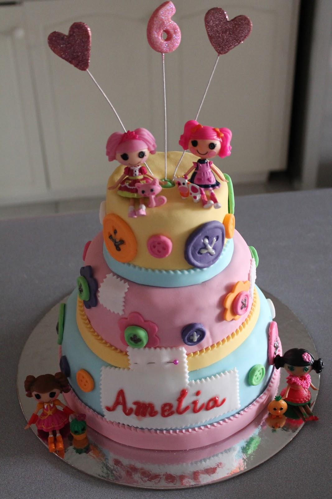 Jayda S Journey Amelia S 6th Birthday Party