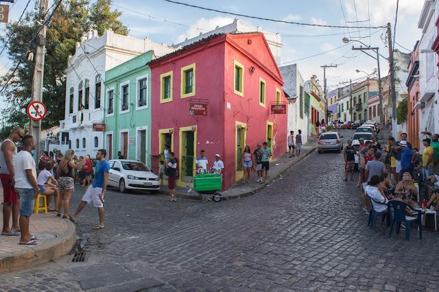 Olinda, sua cultural e seu carnaval