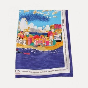 seaside scarf