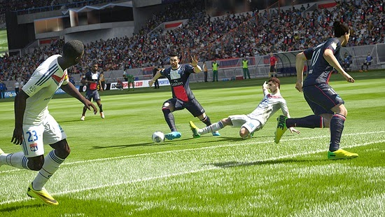 FIFA 2015 PC Game Play