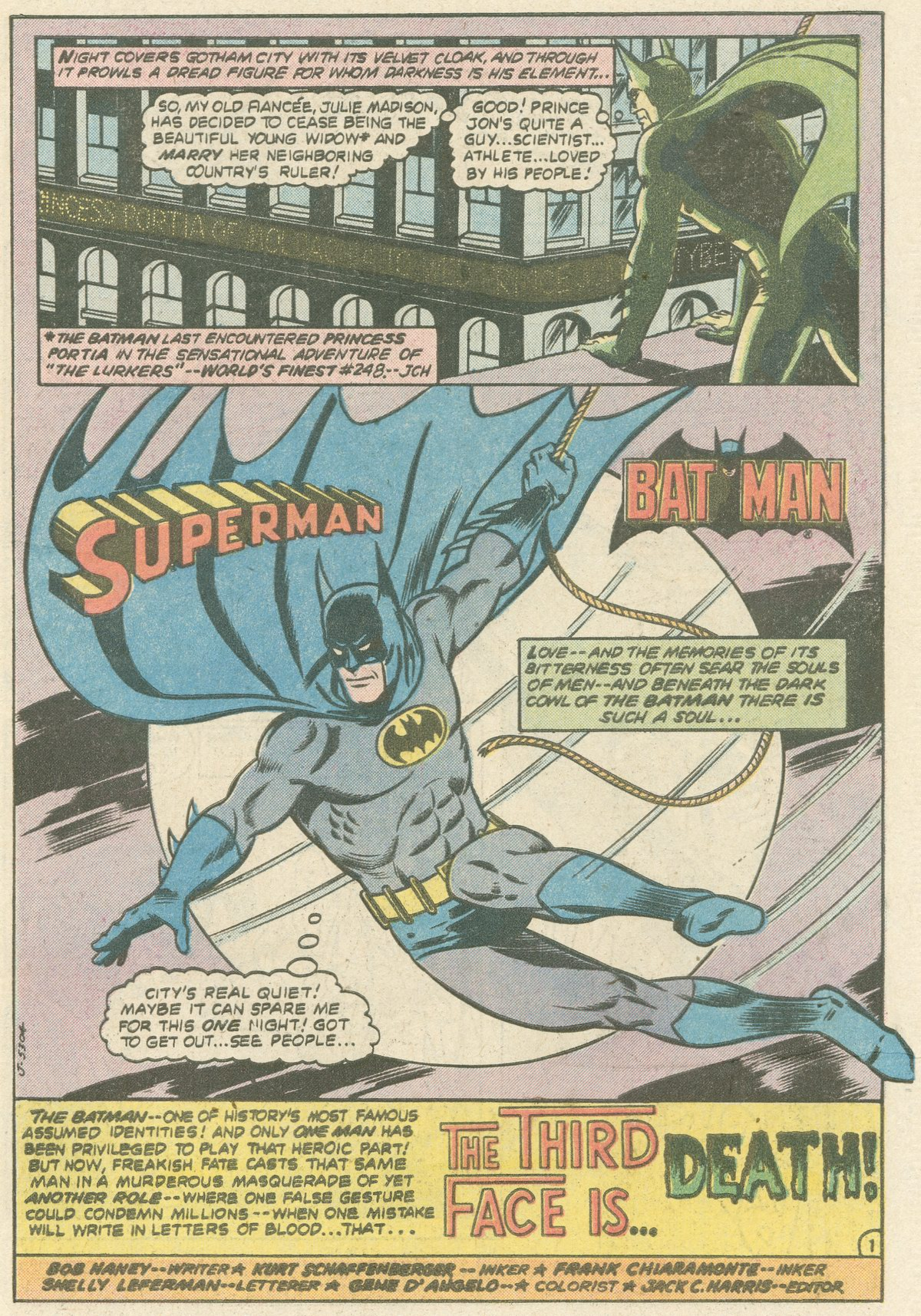 Read online World's Finest Comics comic -  Issue #253 - 4