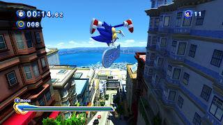 Sonic Generations (PC) 2011