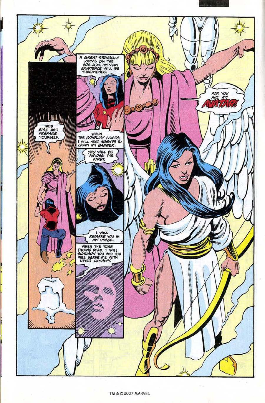 Silver Surfer (1987) issue 66 - Page 17