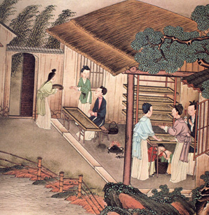 Fiber Arts: Chinese Silk Production: An Overview