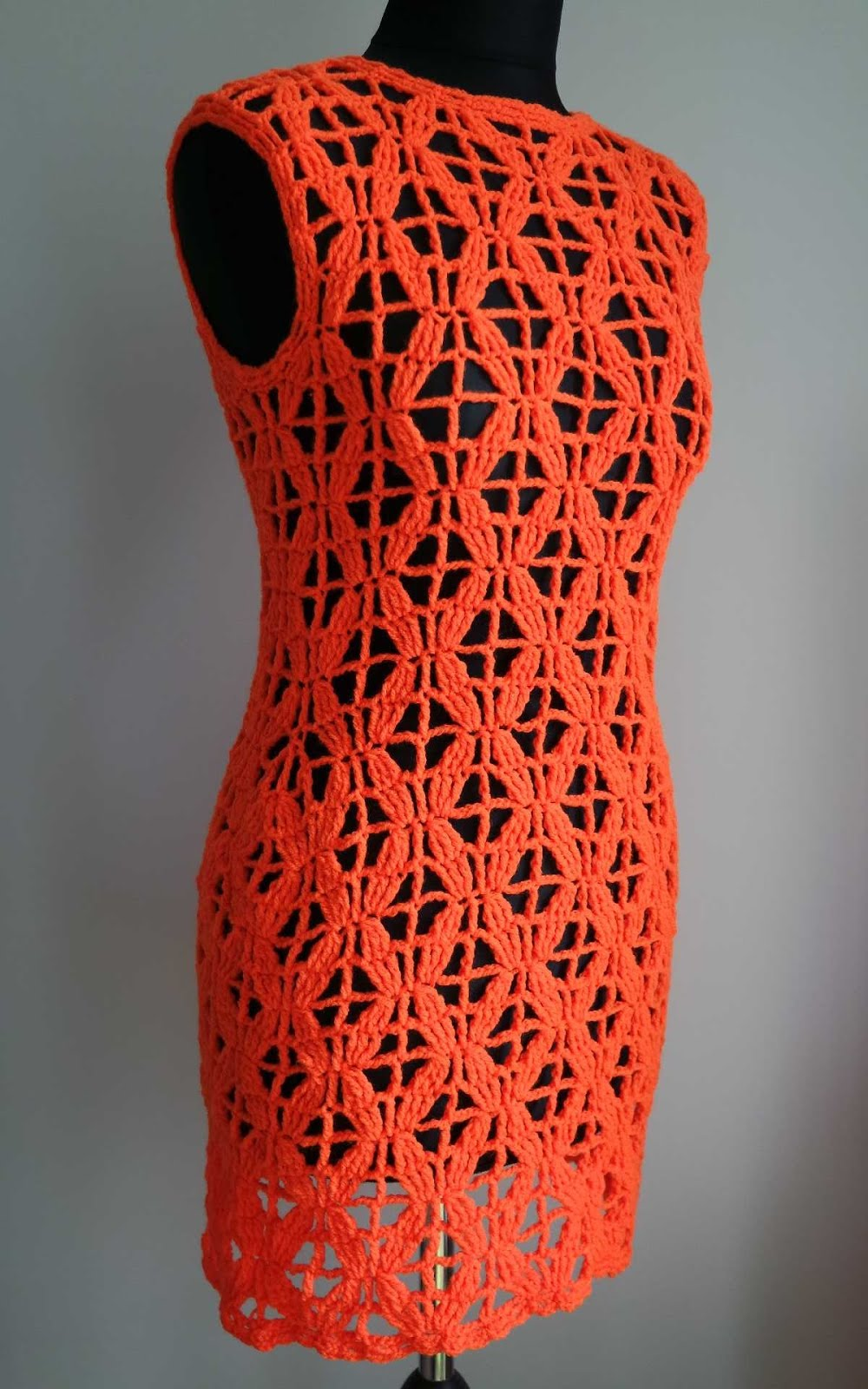 crochet dress pattern pdf