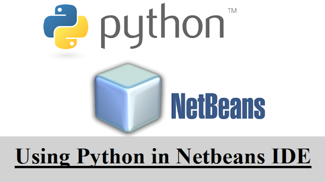 How to use python in NetBeans?