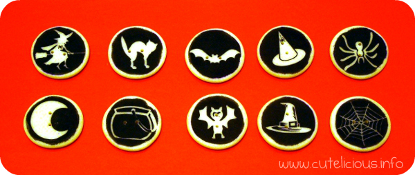 Buttons for witches, wizards and such