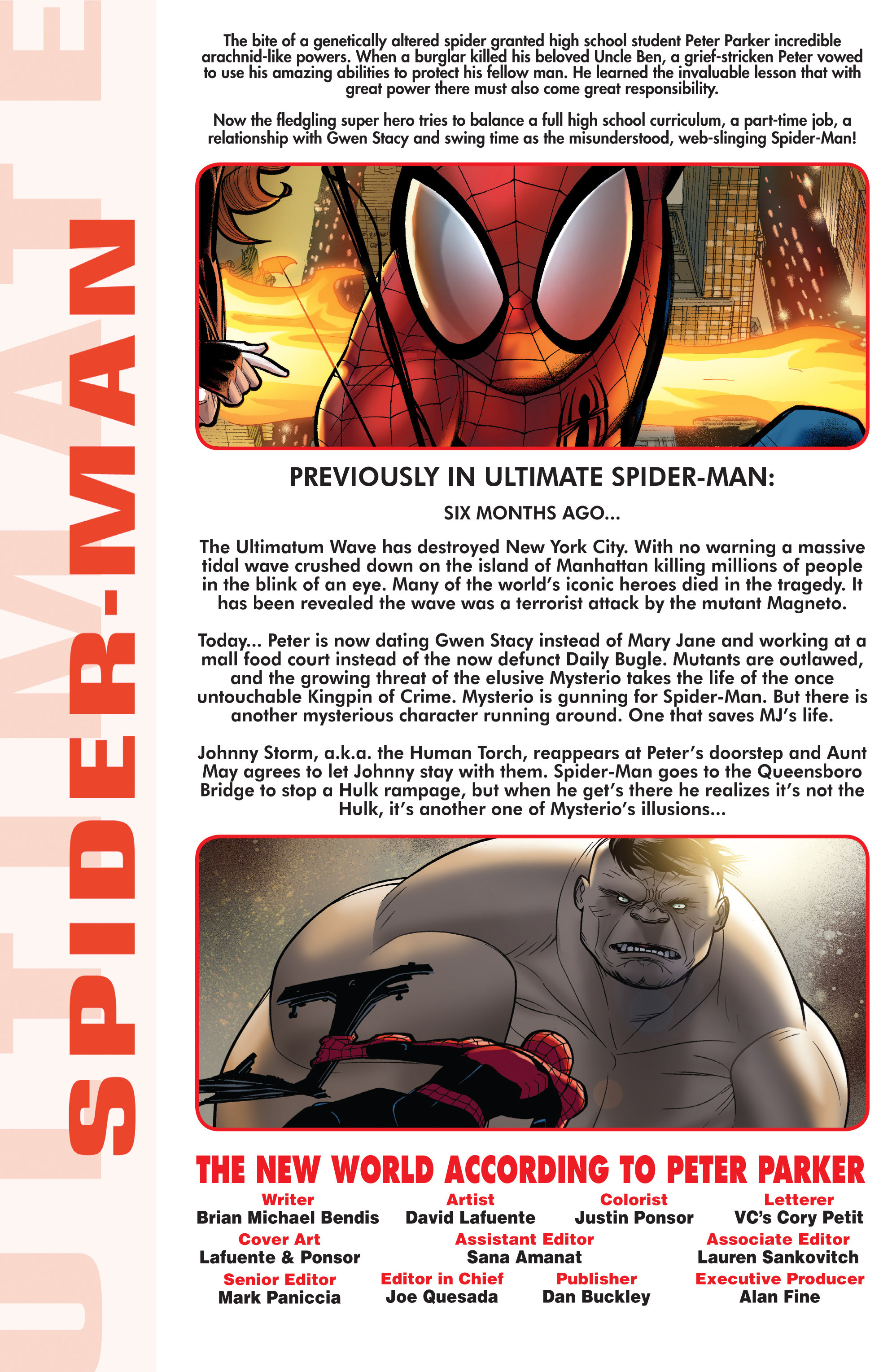 Read online Ultimate Spider-Man (2009) comic -  Issue #5 - 2