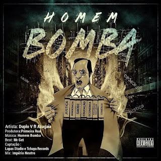 Duplo V feat Azagaia - Homem Bomba