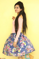 Janani Iyyer in Skirt ~  Exclusive 115.JPG