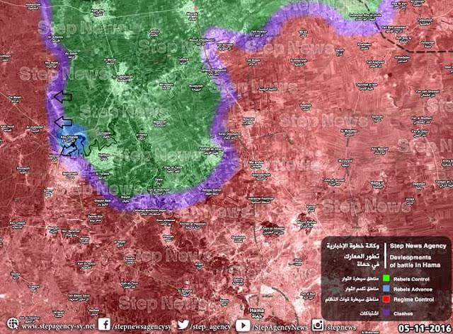 peta serangan di mahardeh utara hama