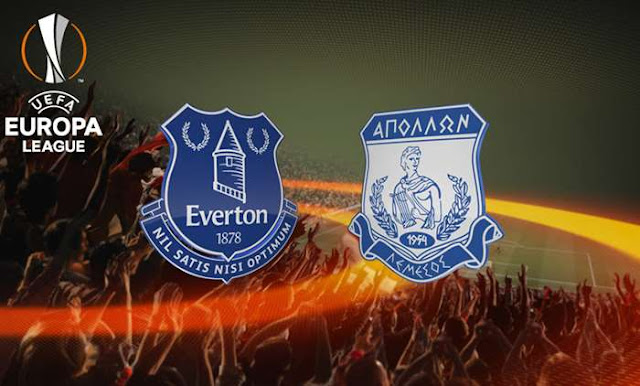 Everton vs Apollon Limassol Full Match & Highlights 28 September 2017