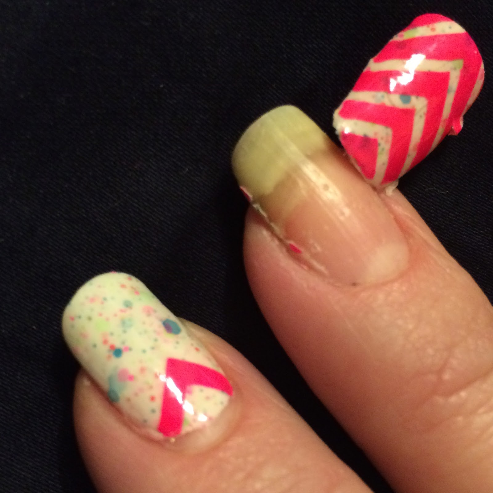 Tori\'s Adventures In Nail Art: How to Fix a Broken Nail