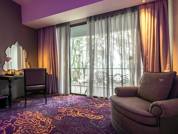 Room Amenities and Hotel Facilities @ Hard Rock Hotel Penang