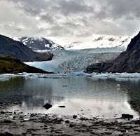 Using statistical techniques to analyze 37 mountain glaciers around the world, a study finds that for most of them, observed retreat is more than 99 percent likely due to climate change. (Credit: © Photosquirrel / Fotolia) Click to Enlarge.