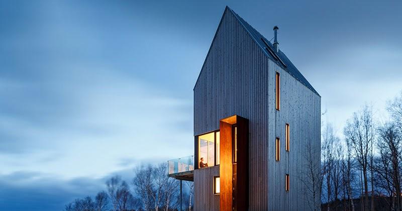 Rabbit Snare Gorge Cabin By Omar Gandhi And Design Base 8