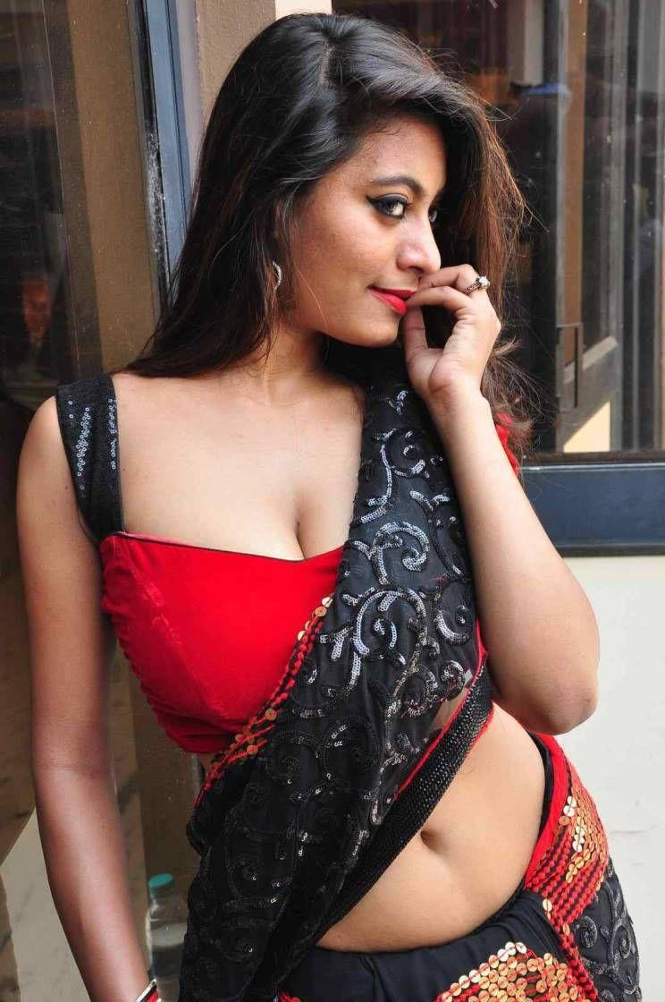 Monica Aunty Full Hot Navel Pics  Hq Pics N Galleries-8721