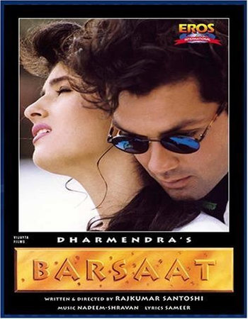 Barsaat (1995) Hindi 480p DVDRip