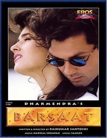 Barsaat (1995) Hindi 480p DVDRip
