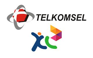 Cara Transfer Pulsa Telkomsel (Simpati, AS) Ke XL Terbaru 2019