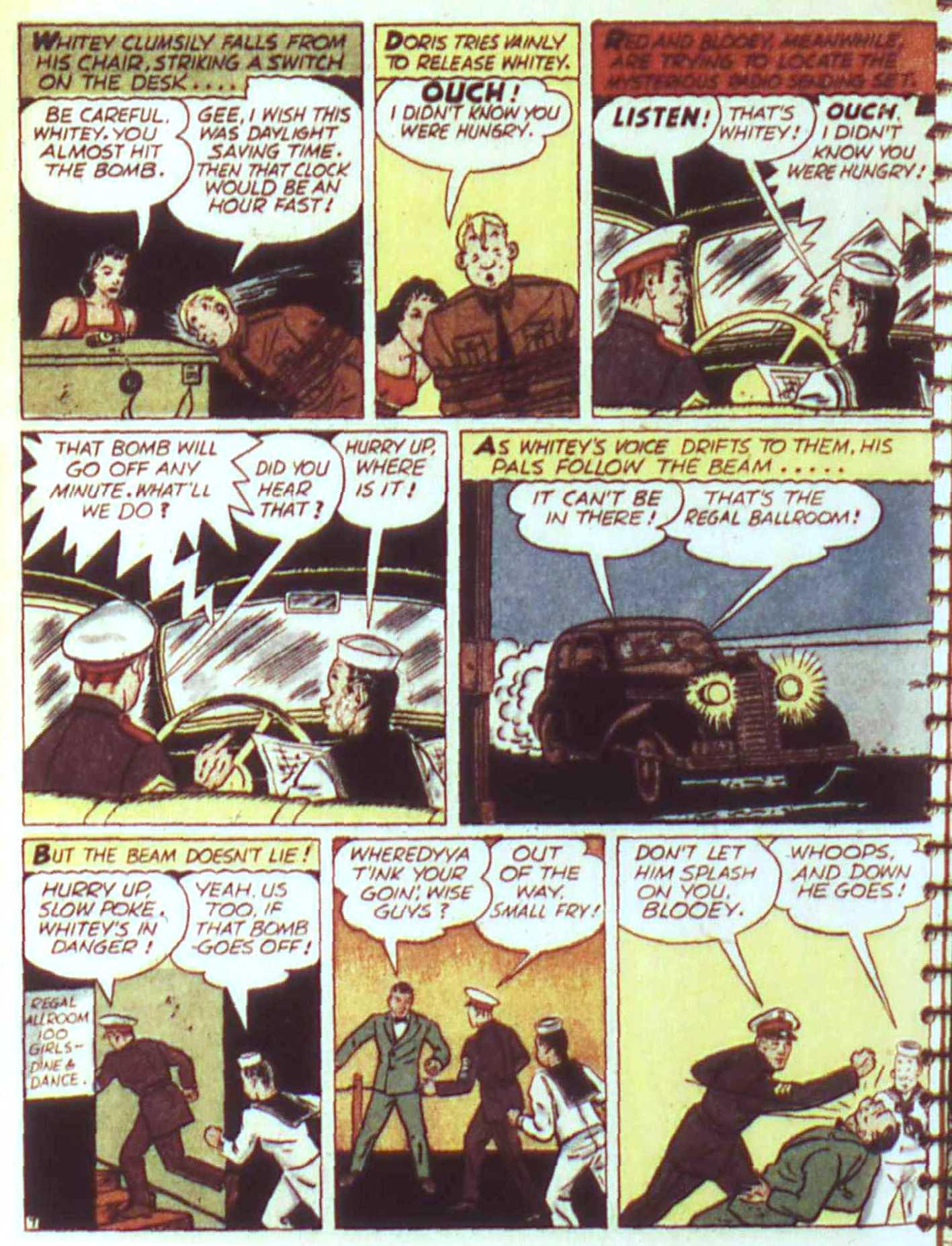 Read online All-American Comics (1939) comic -  Issue #17 - 64