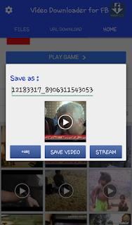 تحميل الفيديو من الفيس بوك والتويتر للاندرويد