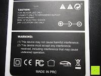 Hinweise: kwmobile Universal Notebook Ladegerät Netzteil 90W und USB Anschluss, Adapter für Acer, Asus, Lenovo, Liteon, Samsung, Sony, Toshiba und weiteren