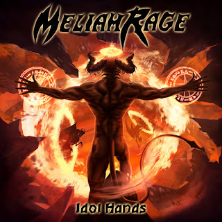 "Το τραγούδι των Meliah Rage ""Infernal Bleeding"" από το album ""Idol Hands"""