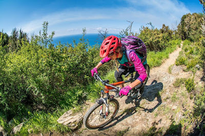 Biketour in der Toscana Vernazza