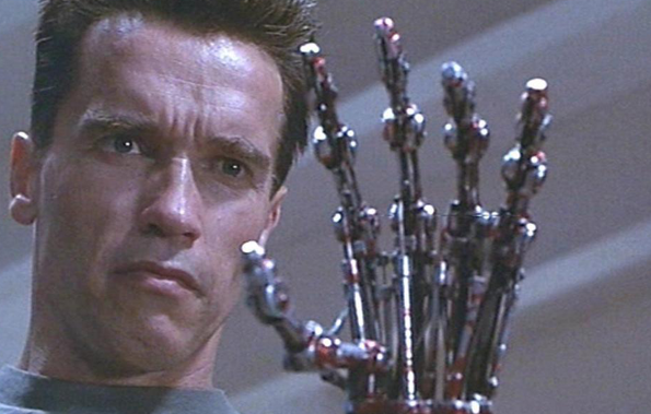 RO-BOD: Your WHOLE body could be 'replaced or upgraded' with robot parts by 2070