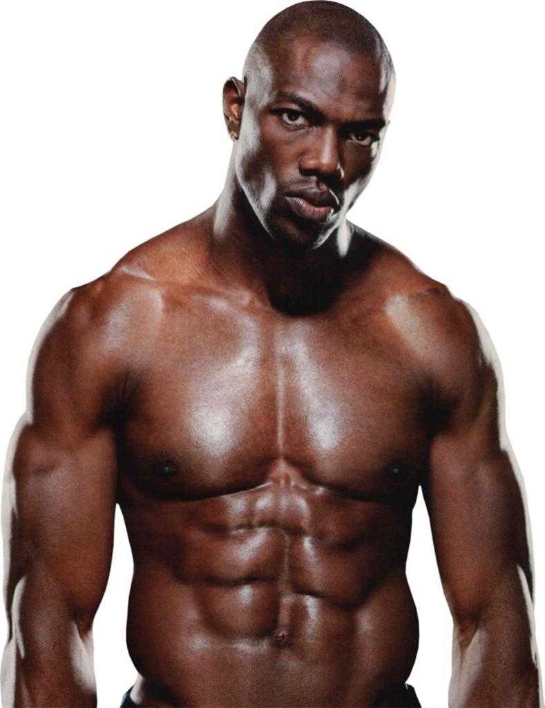Black Men And Muscles 6