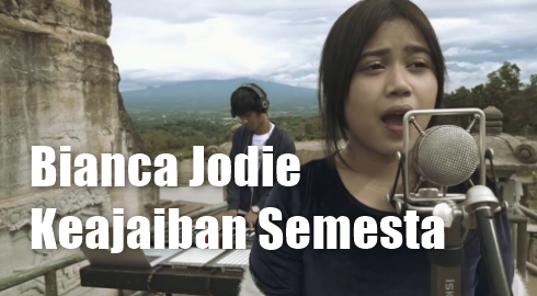 Bianca Jodie, Indonesian Idol, Lagu Cover, Lagu Ost, (5.43MB) Download Lagu Bianca Jodie - Keajaiban Semesta Mp3 (Ost Knight Kris 2018)