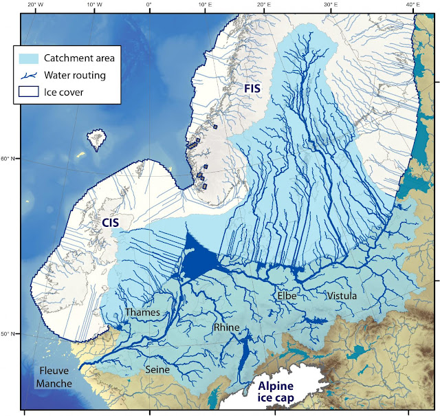 Collapse of European ice sheet caused chaos in past