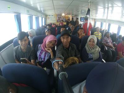 Cara menuju ke Pulau Benan dari Tanjungpinang