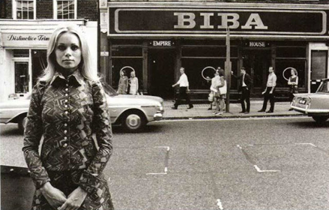 Sixties Boutiques #1 - BIBA: From Postal Boutique to Big Biba and Big Business!