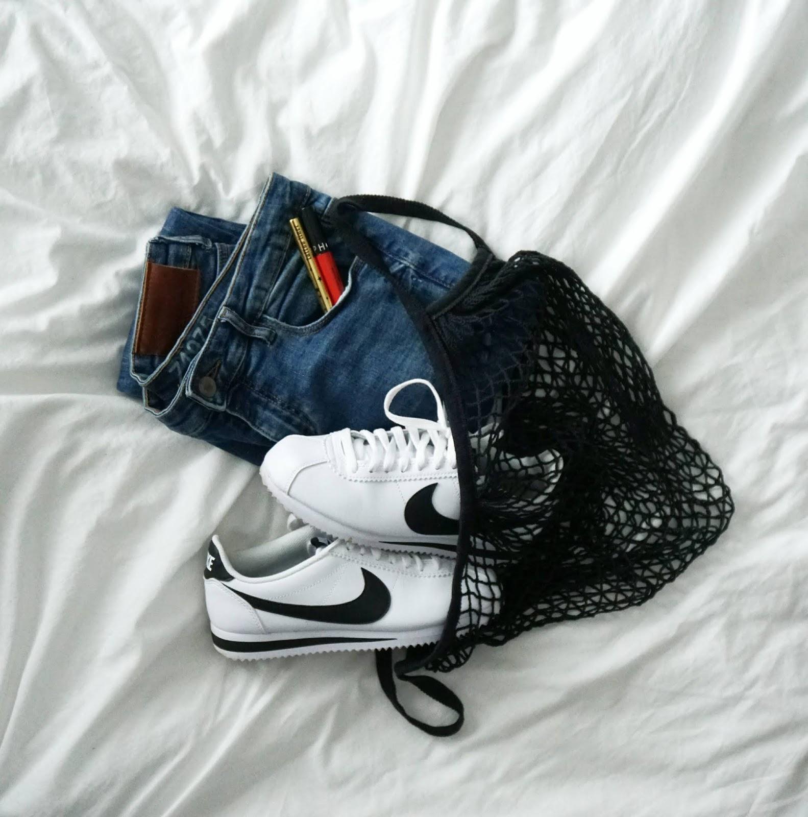 Cortez Nike footway