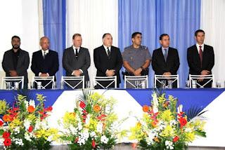 Prefeito participa da Sessão Solene de Aniversário da Cidade na Câmara Municipal com entrega de Título de Cidadão Honorário