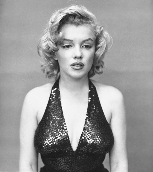 Marilyn Monroe_Richard Avedon_De volta ao retrô