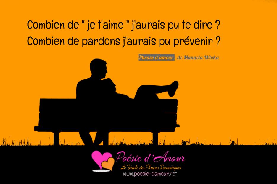 Les Plus Belles Phrases Damour Poésie Damour