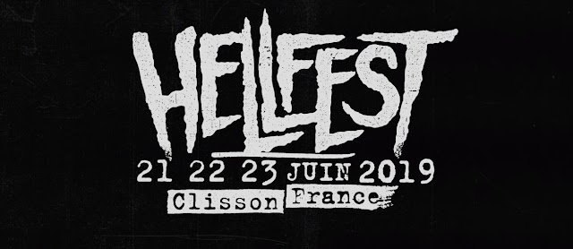 Hellfest Open Air 2019 - Cartel Completo