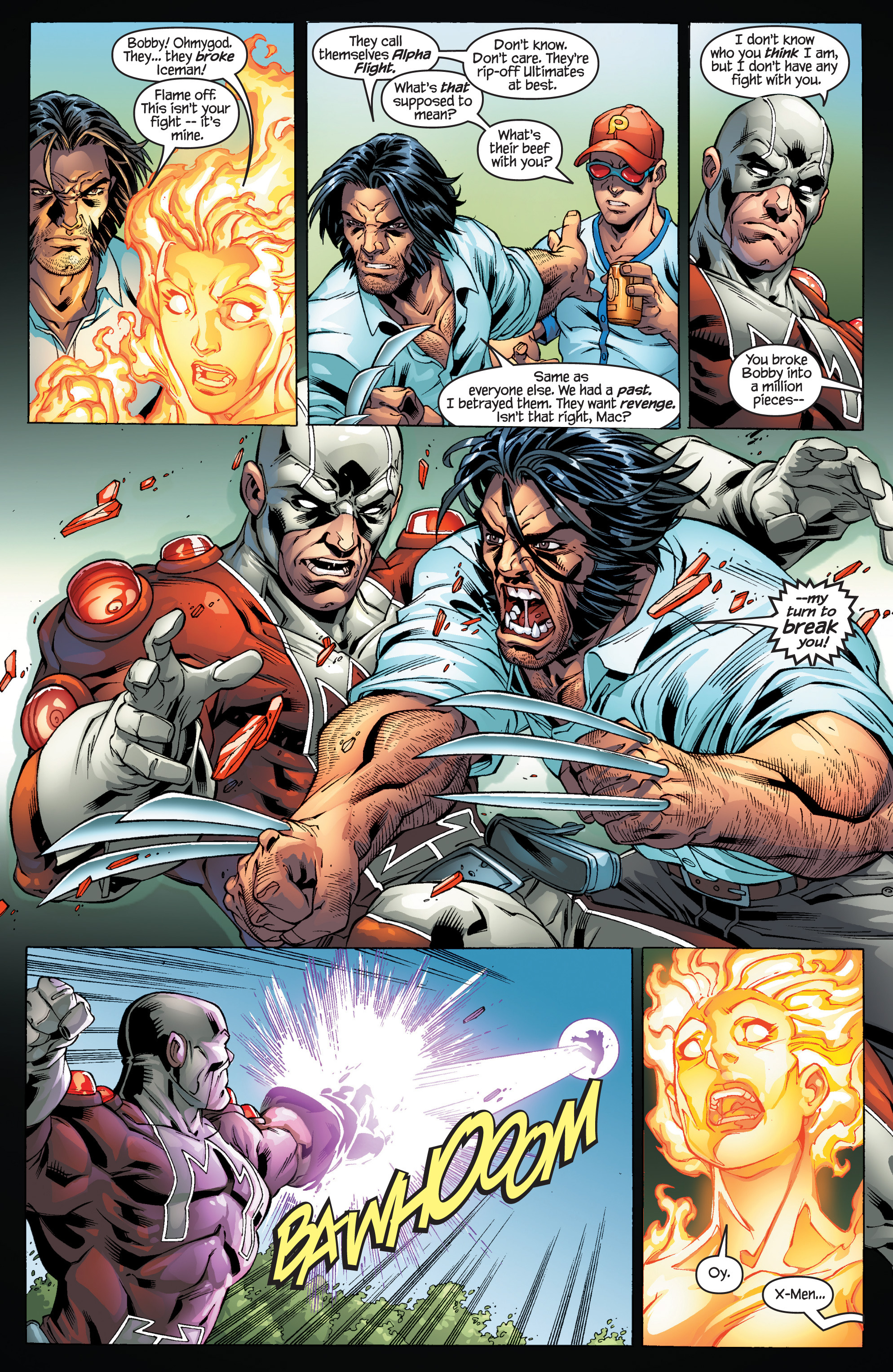 Read online Ultimate X-Men comic -  Issue #94 - 8