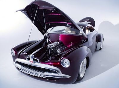Holden Efijy Concept Model Car Specification
