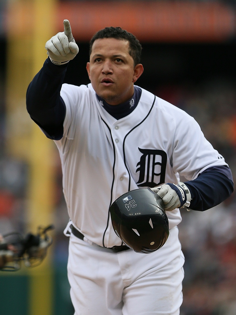 Going! Going! Gone!– Miguel Cabrera Wins First Triple ...Miguel Cabrera Fat