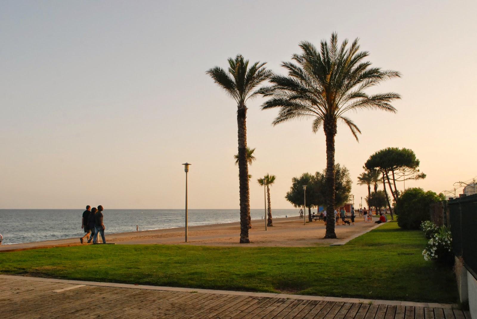 Пинеда де мар, Коста-дель-Маресме, Каталония, Испания/Pineda de Mar, Costa del Maresme, Catalonia, Spain.