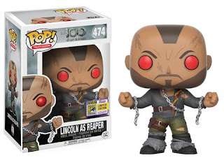 Pop! Television: The 100 - Lincoln as Reaper (750pc LE).