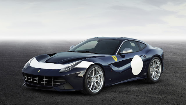 "Ferrari F12berlinetta ""El Stirling"""