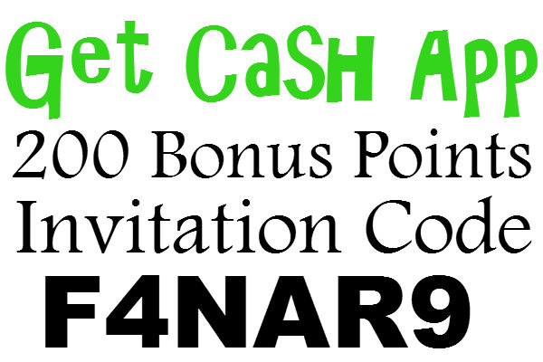 GetCash App Invitation Code 2016 - 2017: Get Cash App Referral Code